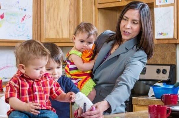La mujer en la familia monoparental
