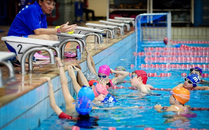 Pedagogía de la natación infantil que todo Monitor de Natación debe conocer