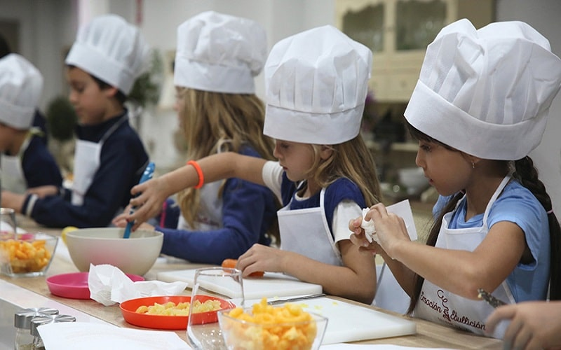 Aprende a planificar una clase como Monitor de Cocina Creativa I