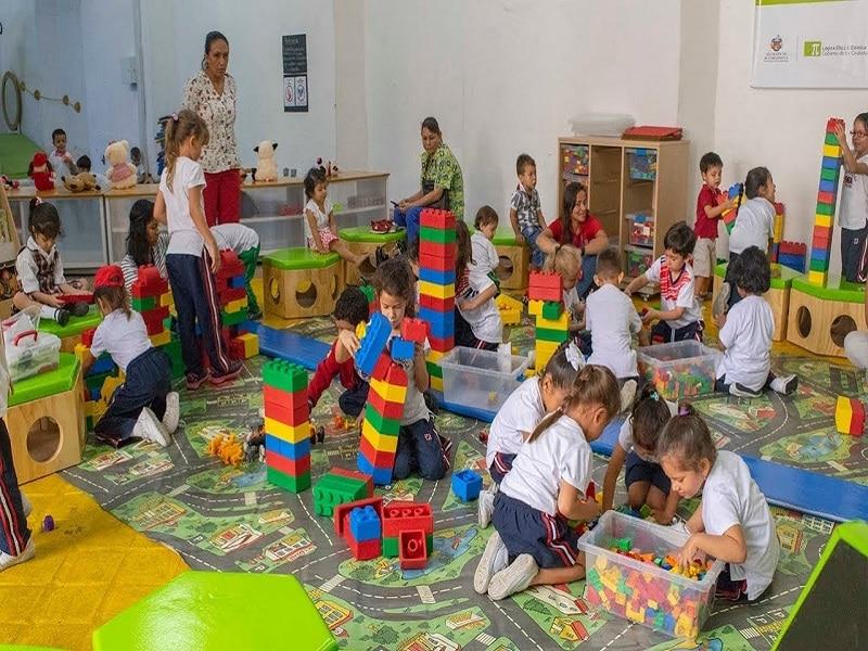 Ludoteca Los mejores juegos para practicar en la ludoteca infantil I