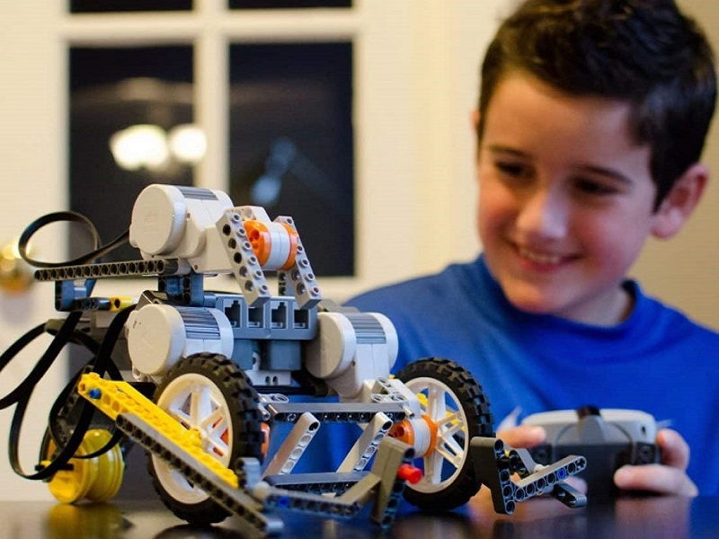 Robótica Educativa Actividades que puedes hacer como monitor de robótica II