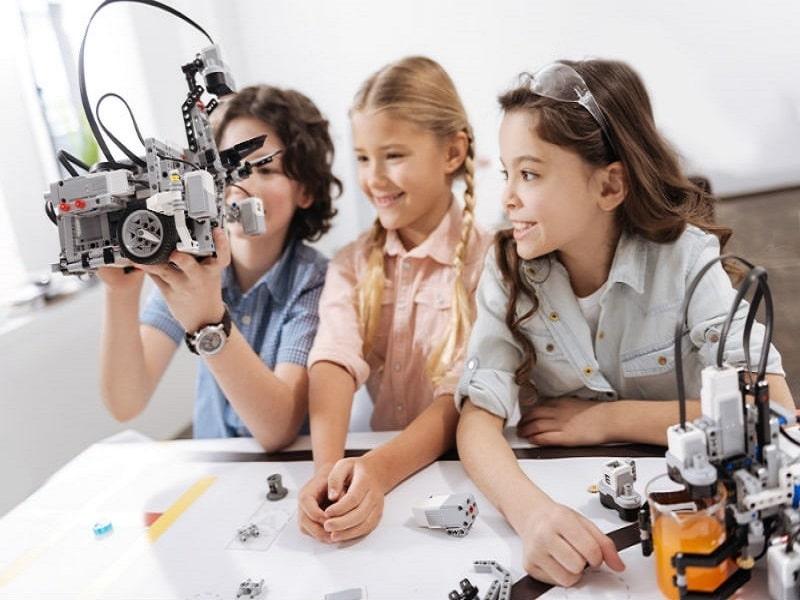 Robótica Educativa Actividades que puedes hacer como monitor de robótica