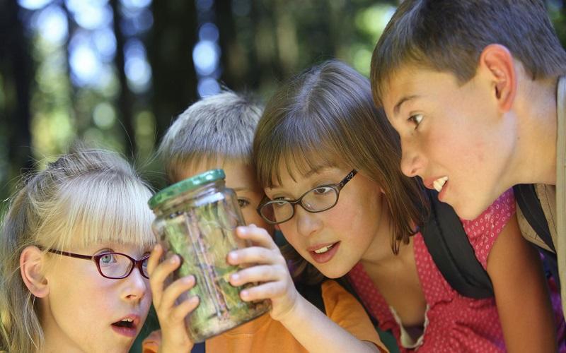Actividades con niños Conoce el mundo de las Extraescolares I